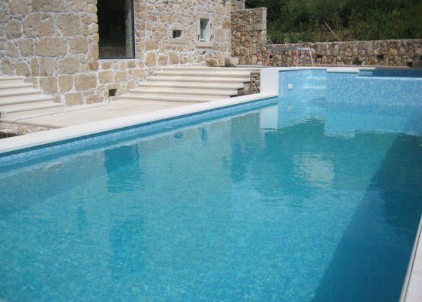 Ugradnja bazena